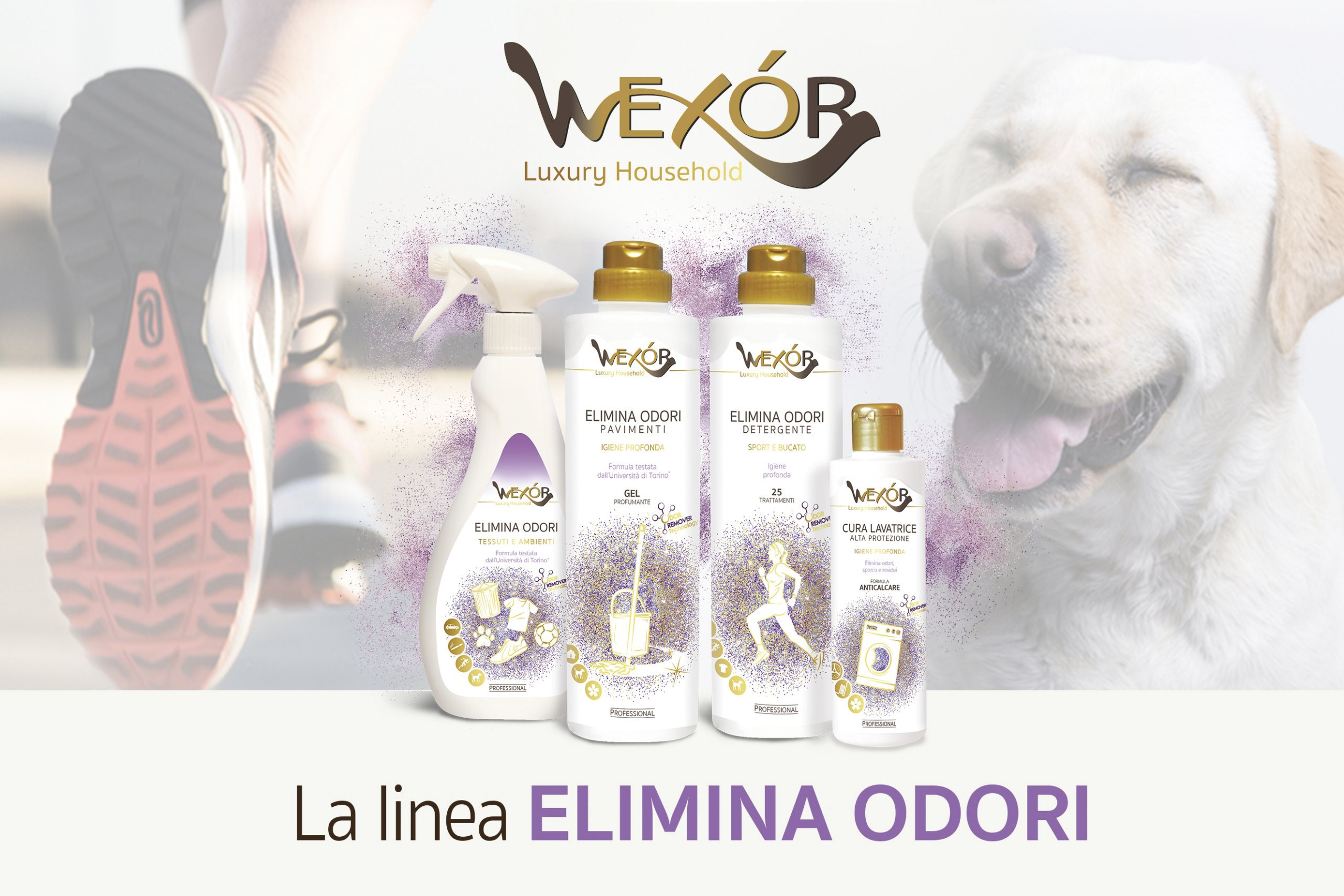 Spray Elimina Odori
